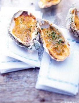 Recette des huîtres à la diable chez pierrot